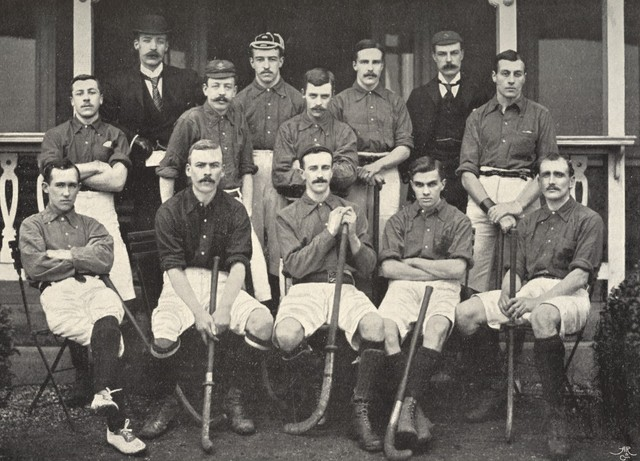 Ireland Men's National Field Hockey Team 1897