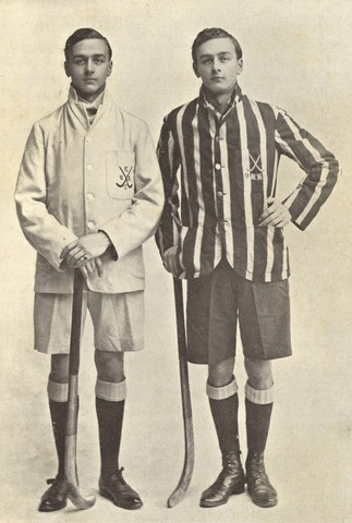 L. M. Robinson and John Yate Robinson - Oxford Hockey History