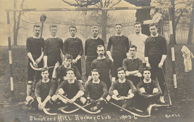 Shooters Hill Hockey Club - London, England 1906