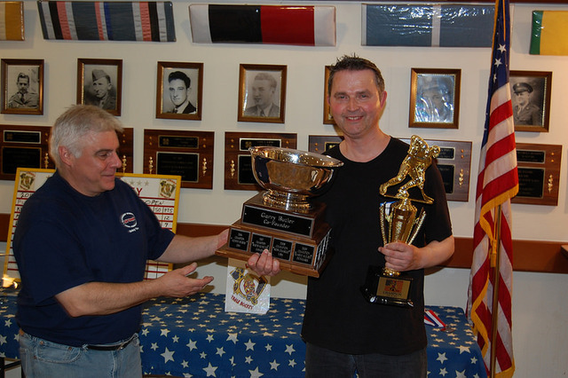 Reggie Stefaniszyn - Stiga U.S. Open Champion 2014 Table Hockey