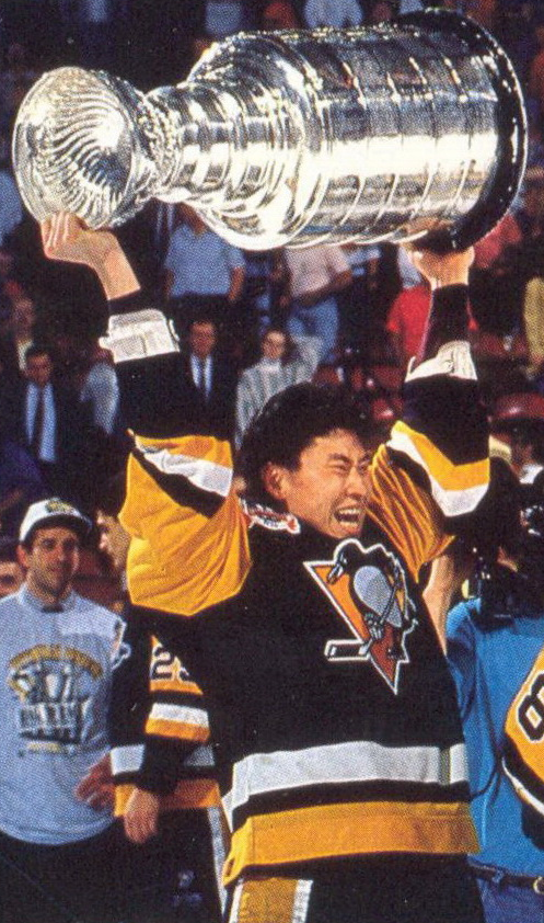 Jim Paek 1st Korean Hockey Player in NHL & Stanley Cup ...