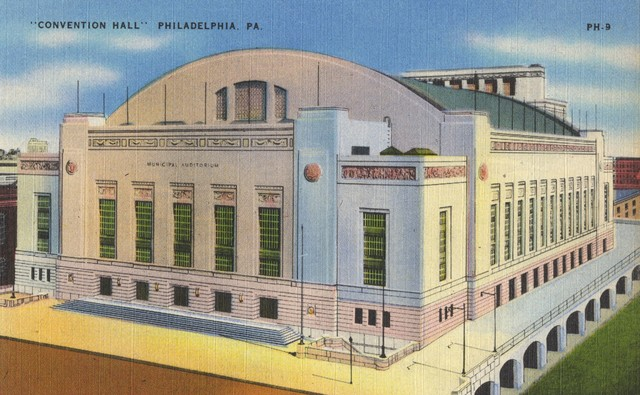 Philadelphia Convention Hall and Civic Center