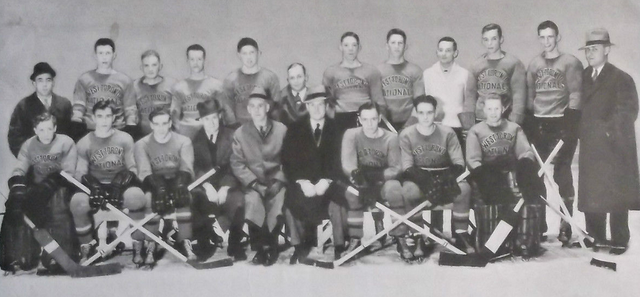 West Toronto Nationals - Memorial Cup Champions 1936