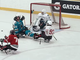Ryan Miller & Logan Couture Play Sledge Hockey 2014
