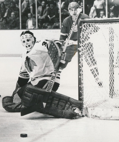 Tony Esposito - Chicago BlackHawks 1979