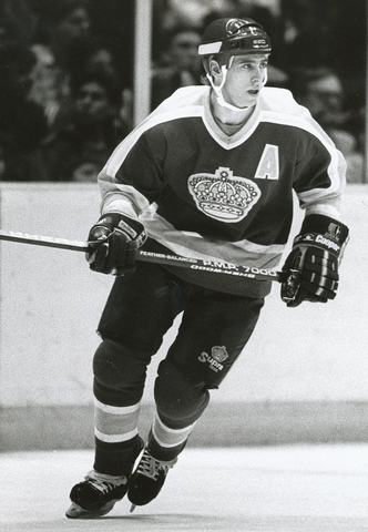 Bernie Nicholls - Los Angeles Kings 1988