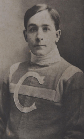 Noss Chartrand - Montreal Canadiens 1909 - Les Canadiens