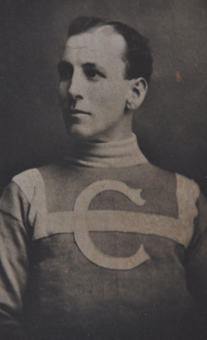Ed Décarie / Ed Decary - Montreal Canadiens 1909 - Les Canadiens
