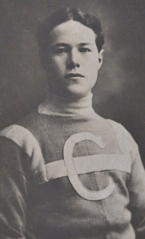 Skinner Poulin - Montreal Canadiens 1909 - Les Canadiens
