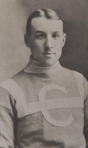 Joseph Cattarinich - Montreal Canadiens 1909 - Les Canadiens
