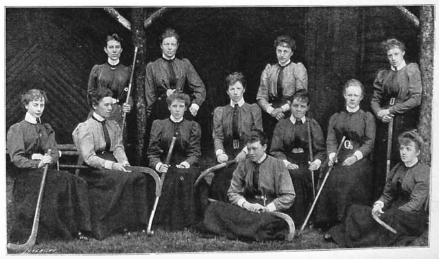 Guildford Ladies Hockey Club 1901