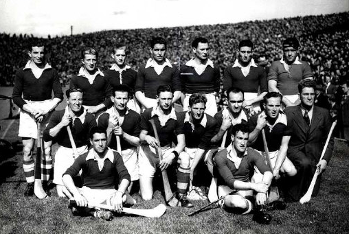 Cork Senior Hurling Team - All-Ireland Champions 1944