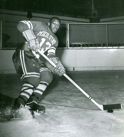 Richard Lord - Michigan State Spartans Ice Hockey 1950
