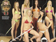Czech Girls in Bikinis Promoting Floorball / Innebandyreklam