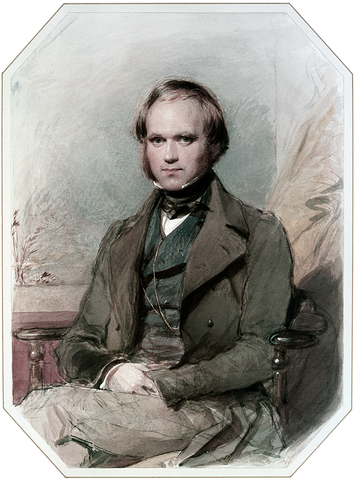 Charles Darwin Played Ice Hockey in Shrewsbury during the 1820s