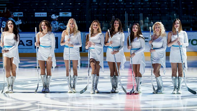 Динамо Минск Dinamo Minsk Hockey Goddesses 2015