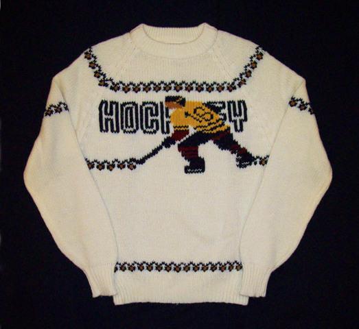Vintage Hockey Sweater 82