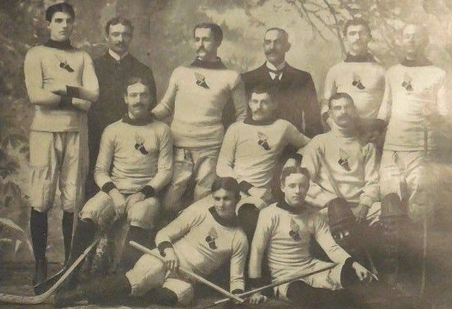 New York Athletic Club - American Amateur Hockey League 1898
