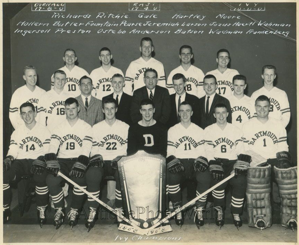 Dartmouth College - Ivy League Champions 1959