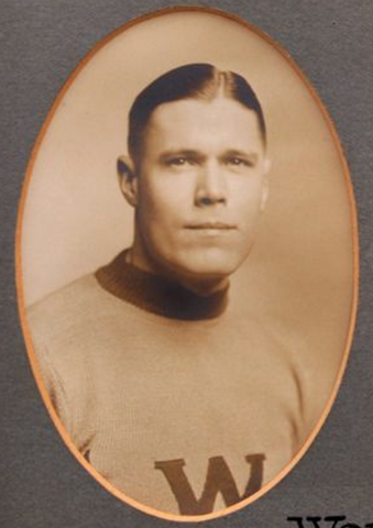 Frank Fredrickson - Victoria Cougars 1925 Stanley Cup Champions