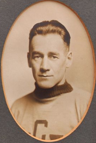 Jocko Anderson - Victoria Cougars 1925 Stanley Cup Champions