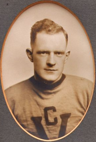 Gord Fraser - Victoria Cougars 1925 Stanley Cup Champions