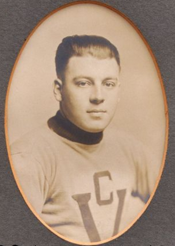 Gizzy Hart - Victoria Cougars 1925 Stanley Cup Champions