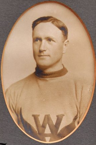 Clem Loughlin - Victoria Cougars 1925 Stanley Cup Champions