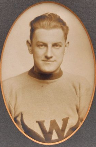 Harry Meeking - Victoria Cougars 1925 Stanley Cup Champions
