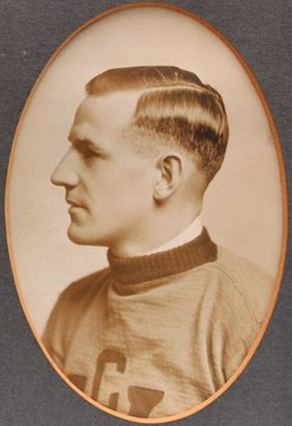 Wally Elmer - Victoria Cougars 1925 Stanley Cup Champions