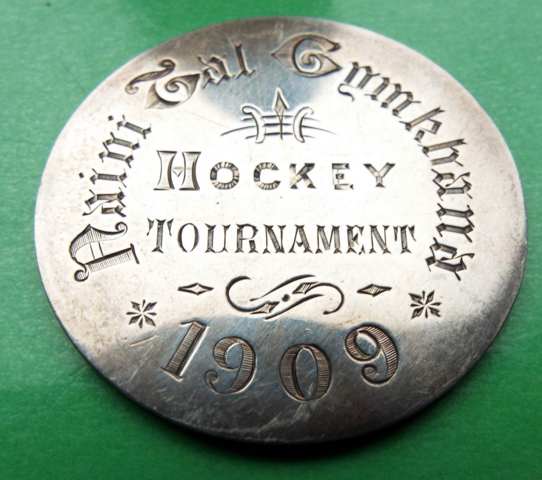 Naini Tal Gymkhana Hockey Tournament 1909