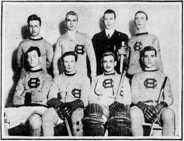 New York Hockey Club, 1911–12