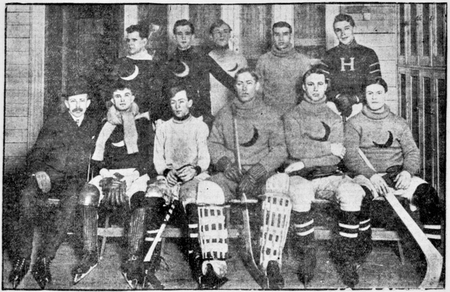Brooklyn Crescents, 1906–07