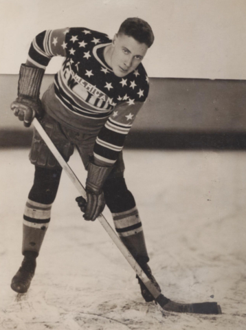 Harry Connor - New York Americans 1928