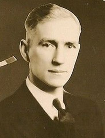 Dick Irvin Sr. Chicago Black Hawks Coach 1930
