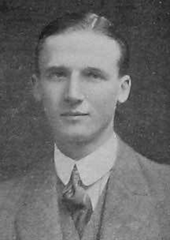 William Faulder Smith - Olympic Field Hockey Gold Medalist 1920