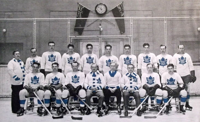 Toronto Maple Leafs 1931- First Year at Maple Leaf Gardens
