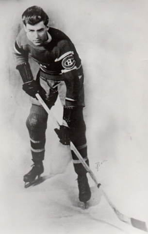 Nels Crutchfield - Montreal Canadiens 1935