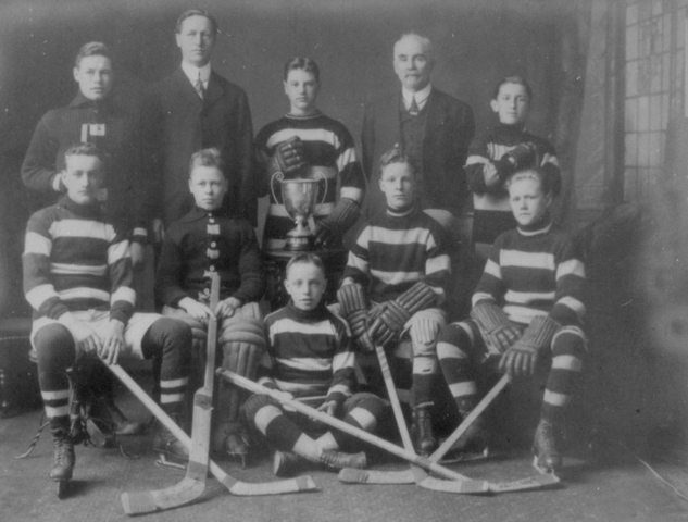 Ottawa Hockey Club 1900 Ottawa Youth Champions