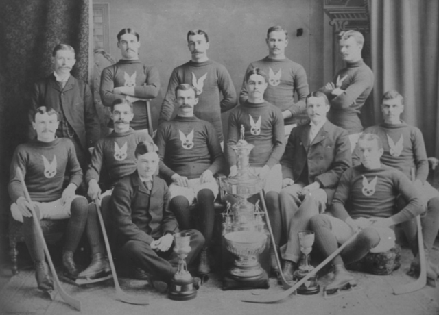 Montreal AAA / Montreal Hockey Club  Stanley Cup Champions 1894