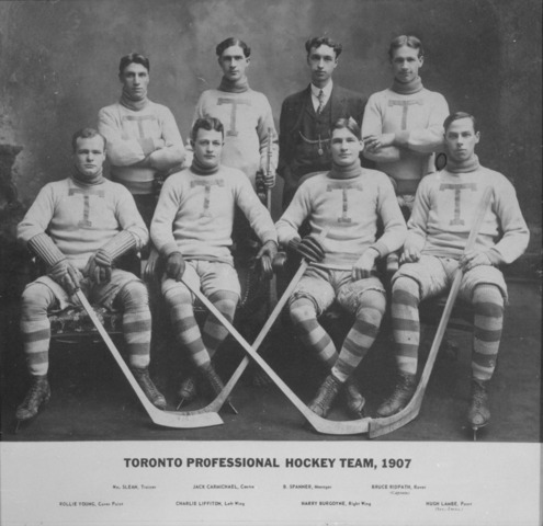 Toronto Professional Hockey Team 1907
