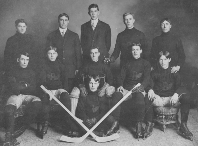 Barrie Colts / Barrie Junior Hockey Club 1910