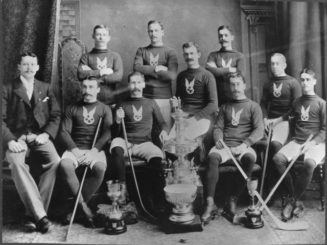 Montreal AAA / Montreal Hockey Club  Stanley Cup Champions 1893