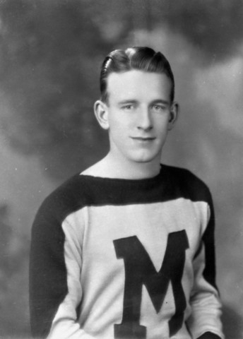 Fred T. Hunt St. Michael`s College Hockey Team 1937