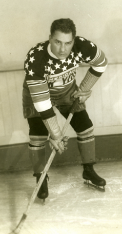 Johnny Sheppard New York Americans 1929