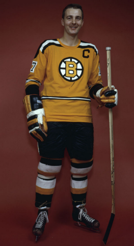 Don McKenney Boston Bruins 1962