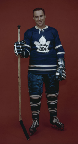 Red Kelly Toronto Maple Leafs 1961
