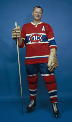 Doug Harvey Montreal Canadiens 1959