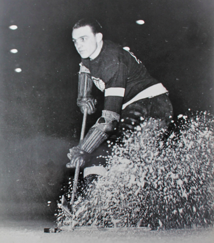 Herbie Lewis Detroit Red Wings 1935