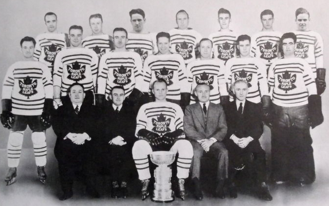 Toronto Maple Leafs 1932 Stanley Cup Champions